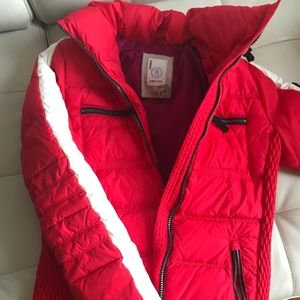 Bogner fire + ice down ski jacket from revolve